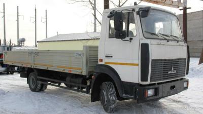 Автомобиль МАЗ-4370 «Зубрёнок»